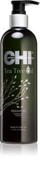 CHI Tea Tree Oil shampoing pour cheveux et cuir chevelu gras