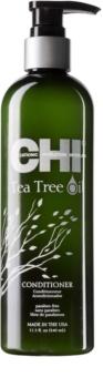 CHI Tea Tree Oil osvěžující kondicionér pro mastné vlasy a vlasovou pokožku