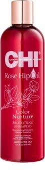 CHI Rose Hip Oil Shampoo für gefärbtes Haar