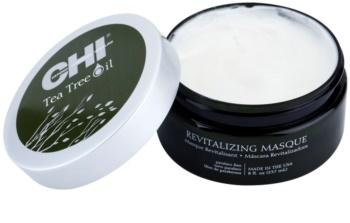 CHI Tea Tree Oil revitalizační maska s hydratačním účinkem