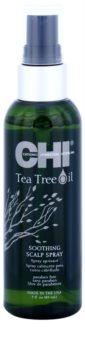 CHI Tea Tree Oil заспокоюючий спрей проти подразнення та свербіння шкіри голови