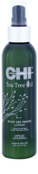 CHI Tea Tree Oil leite para finalização térmica de cabelo