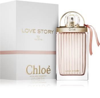 Chloé Love Story Eau de Toilette toaletní voda pro ženy 75 ml