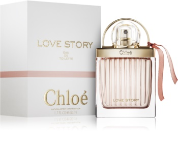 Chloé Love Story Eau de Toilette toaletna voda za ženske 50 ml