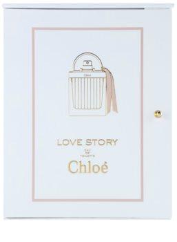 Chloé Love Story Eau de Toilette dárková sada I.