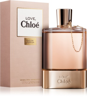 Chloé Love eau de parfum pour femme 50 ml