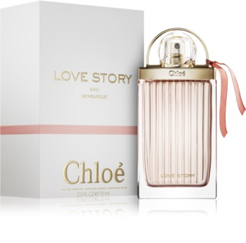 Chloé Love Story Eau Sensuelle Eau de Parfum for Women 75 ml