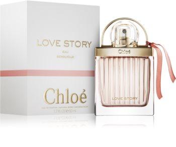 Chloé Love Story Eau Sensuelle eau de parfum pour femme 50 ml