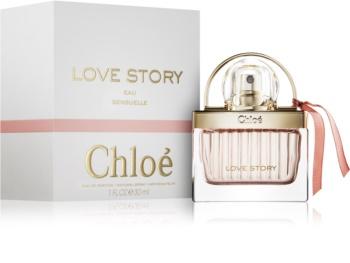 Chloé Love Story Eau Sensuelle eau de parfum pour femme 30 ml