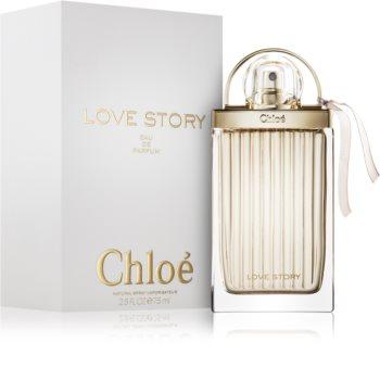 Chloé Love Story Eau de Parfum Damen 75 ml