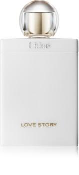 Chloé Love Story tělové mléko pro ženy 200 ml