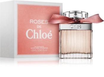 98183ef94fee9 Chloé Roses de Chloé, Eau de Toilette para mulheres 75 ml   notino.pt