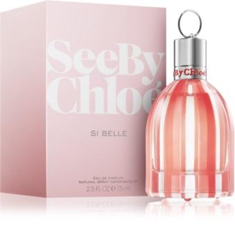 Chloé See by Si Belle eau de parfum pentru femei 75 ml