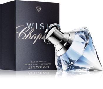 Chopard Wish eau de parfum per donna 75 ml