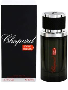 Chopard 1000 Miglia toaletná voda pre mužov 80 ml