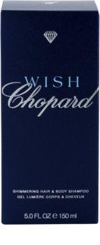 Chopard Wish Duschgel für Damen 150 ml  mit Glitzerteilchen