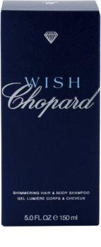 Chopard Wish gel de dus pentru femei 150 ml  cu particule stralucitoare