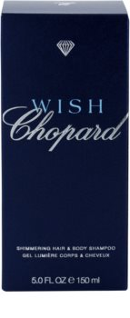 Chopard Wish sprchový gél pre ženy 150 ml  s trblietkami