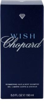 Chopard Wish żel pod prysznic dla kobiet 150 ml  z brokatem