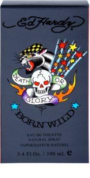 Christian Audigier Ed Hardy Born Wild woda toaletowa dla mężczyzn 100 ml
