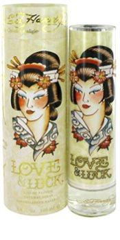 Christian Audigier Ed Hardy Love & Luck Woman eau de parfum per donna 100 ml