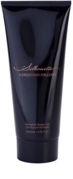 Christian Siriano Silhouette Duschgel für Damen 200 ml