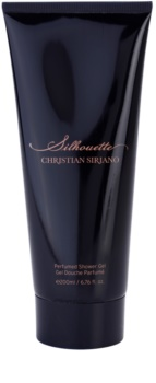 Christian Siriano Silhouette żel pod prysznic dla kobiet 200 ml