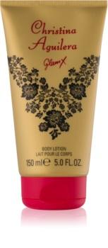 Christina Aguilera Glam X Body lotion für Damen 150 ml