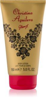 Christina Aguilera Glam X lapte de corp pentru femei 150 ml