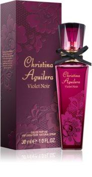 Christina Aguilera Violet Noir Eau de Parfum for Women 30 ml