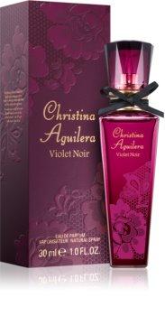 Christina Aguilera Violet Noir parfumovaná voda pre ženy 30 ml
