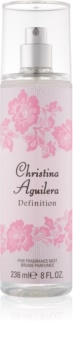 Christina Aguilera Definition Body Spray for Women 236 ml