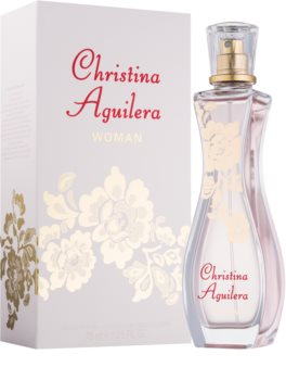 Christina Aguilera Woman eau de parfum pentru femei 75 ml
