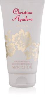 Christina Aguilera Woman sprchový gel pro ženy 150 ml