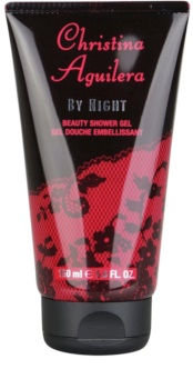 Christina Aguilera By Night Shower Gel for Women 150 ml (Unboxed)