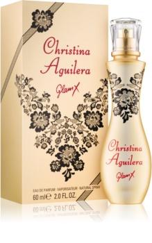Christina Aguilera Glam X parfumska voda za ženske 60 ml