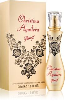 Christina Aguilera Glam X Eau de Parfum para mulheres 30 ml