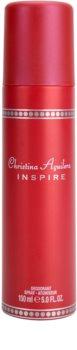 Christina Aguilera Inspire Deo Spray voor Vrouwen  150 ml