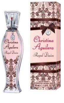 Christina Aguilera Royal Desire eau de parfum para mulheres 50 ml