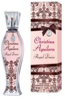 Christina Aguilera Royal Desire parfumska voda za ženske 50 ml