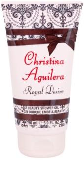 Christina Aguilera Royal Desire Duschgel für Damen 150 ml