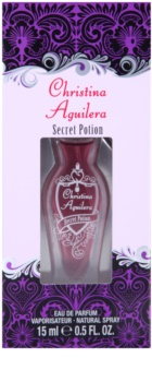 Christina Aguilera Secret Potion Eau de Parfum for Women 15 ml