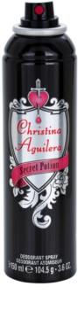 Christina Aguilera Secret Potion Deo-Spray Damen 150 ml