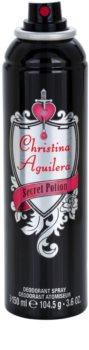 Christina Aguilera Secret Potion Deo-Spray für Damen 150 ml