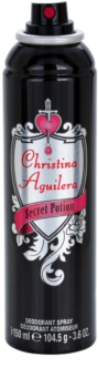 Christina Aguilera Secret Potion deospray pre ženy 150 ml
