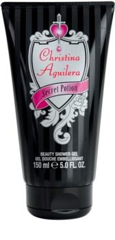 Christina Aguilera Secret Potion Τζελ για ντους για γυναίκες 150 μλ