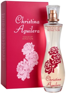 Christina Aguilera Touch of Seduction Eau de Parfum für Damen 100 ml