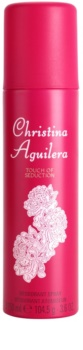 Christina Aguilera Touch of Seduction desodorante en spray para mujer 150 ml