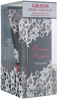 Christina Aguilera Unforgettable zestaw upominkowy II.