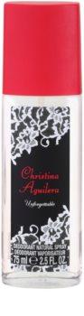 Christina Aguilera Unforgettable Дезодорант с пулверизатор за жени 75 мл.